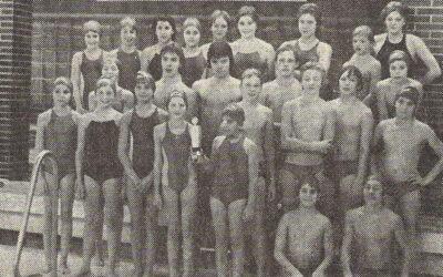 50 Jahre SSV Schwimmteam