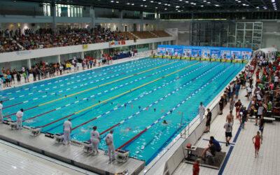 Deutsche Meisterschaften im Schwimmen in Berlin am 29. Oktober – 01. November 2020
