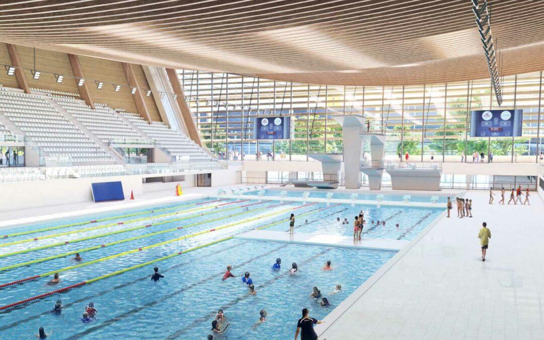 Olympia Paris 2024 – Schwimmen