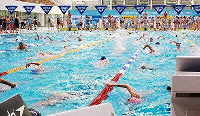 Deutsche Jahrgangsmeisterschaften Schwimmen in Dortmund am 14. – 19. Dezember 2020