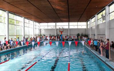 Einladungsschwimmfest in Hochheim am 07.April 2019