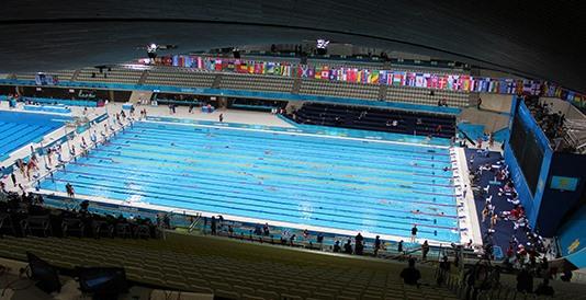 Schwimm EM 2016 – London