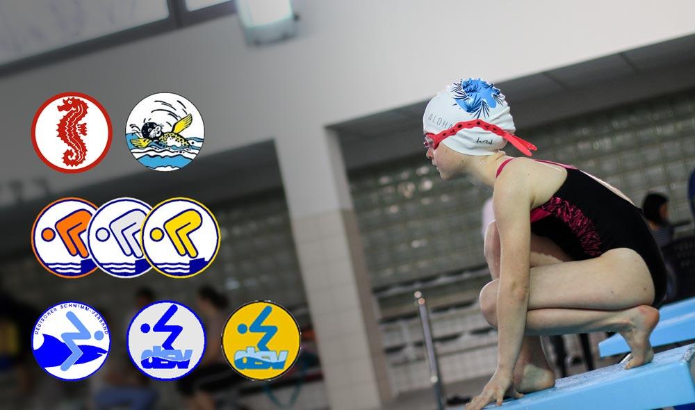Schwimm-Abzeichen-Tag am 03.Oktober von 12-16 Uhr