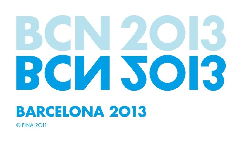 Schwimm-WM 2013 Barcelona